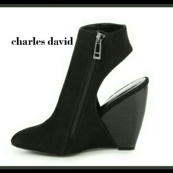 5d967da3d2c6 Charles by Charles David India Wedge Bootie (Women